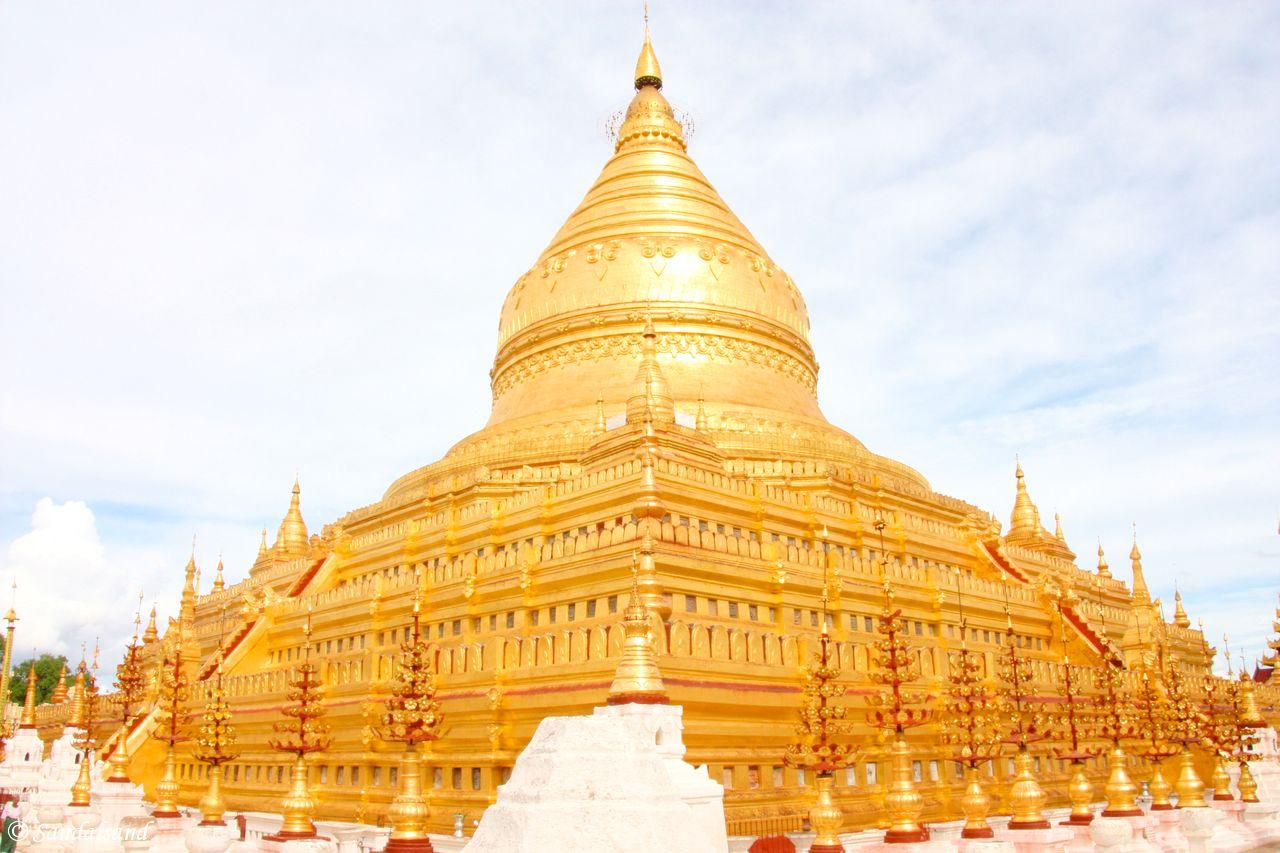 Myanmar - Bagan - Shwezigon Paya