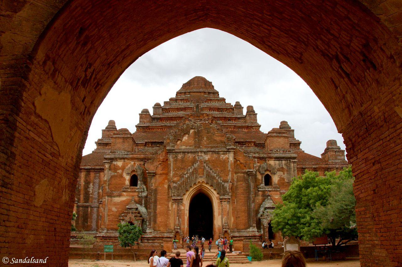 Myanmar - Bagan - Dhammayangyi Pahto