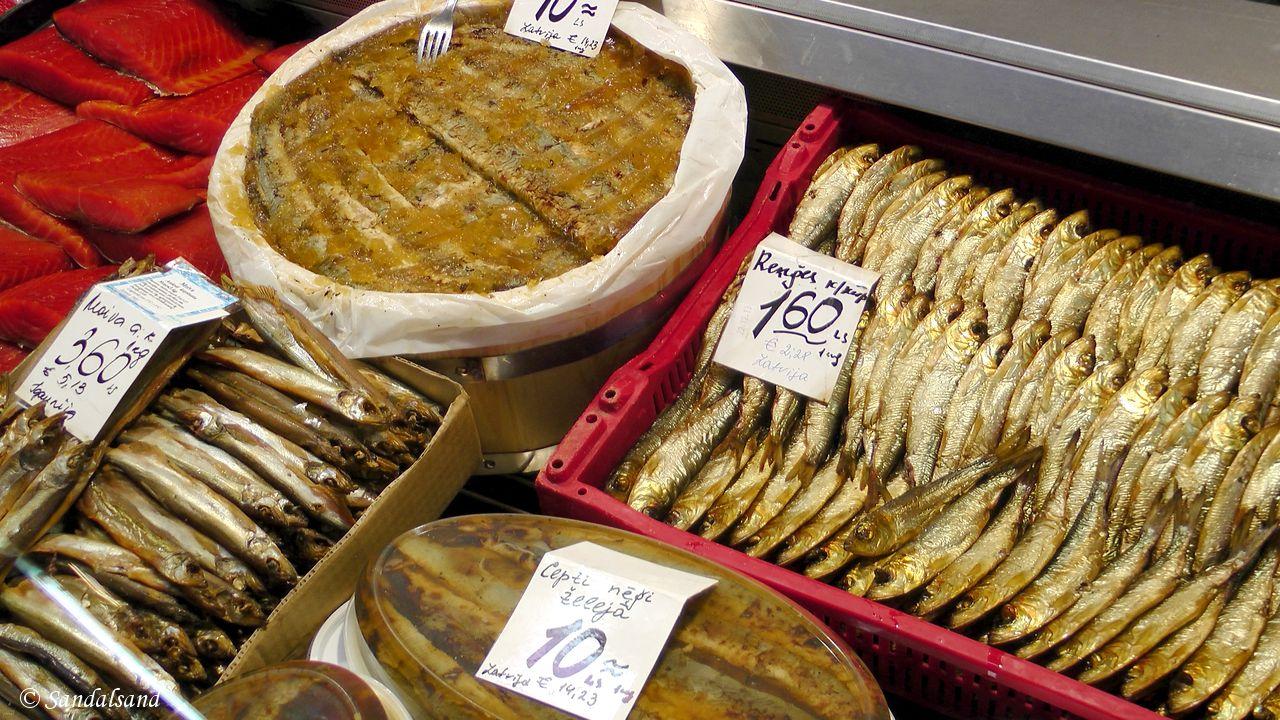 Latvia - Riga Central Market