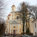 Lithuania - Vilnius - Orthodox Church of the Holy Spirit