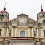 Lithuania - Vilnius - St. Peter and St. Paul's Church