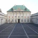 Poland - Warsaw (Warszawa) - The Copper-Roof Palace