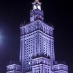 Poland - Warsaw (Warszawa) - Palace of Culture and Science