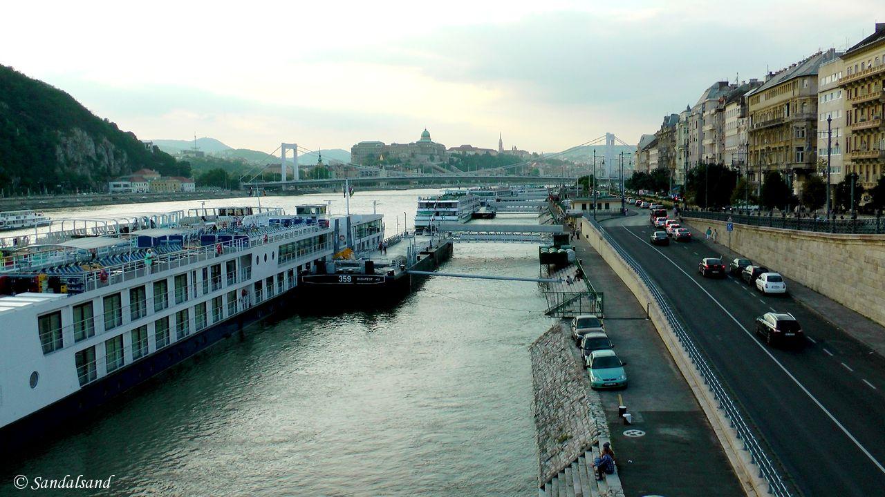 Hungary - Budapest - Danube River