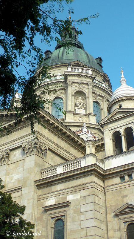 Hungary - Budapest - St Stephen's Basilica (Szent István Bazilika)