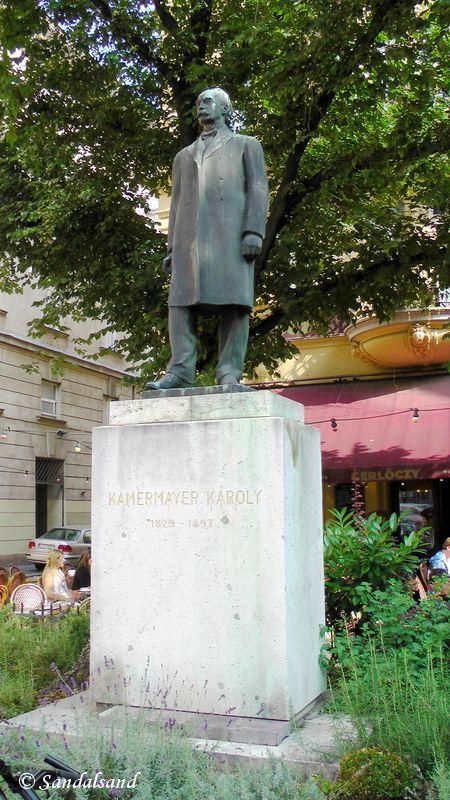 Hungary - Budapest - Kamermayer Károly tér