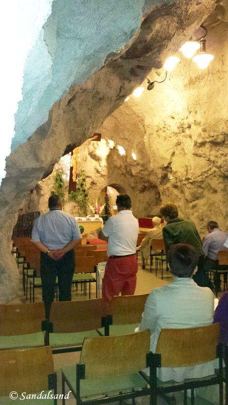 Hungary - Budapest - Gellért hill cave church