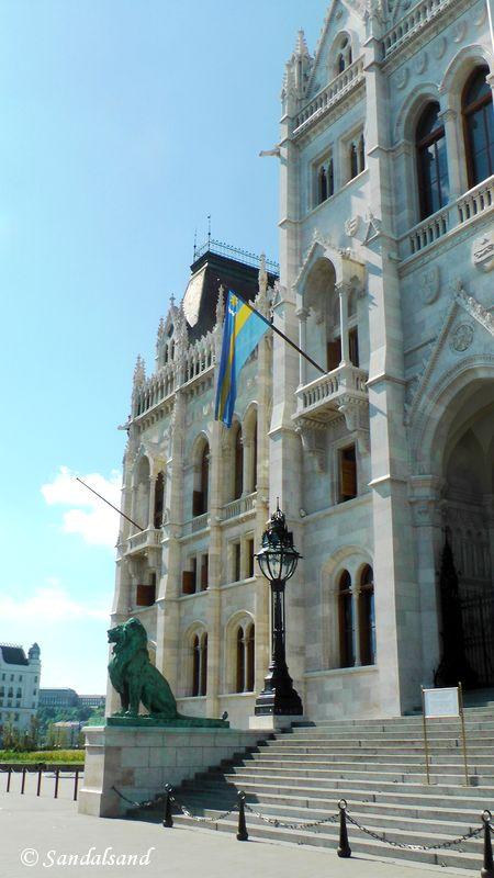 Hungary - Budapest - Parliament