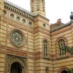 Hungary - Budapest - Dohány street Synagogue - Museum