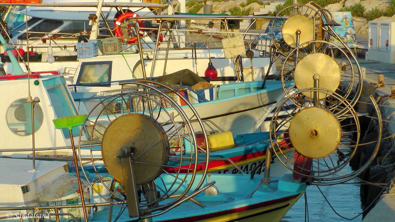 Cyprus - Ayia Napa - Marina