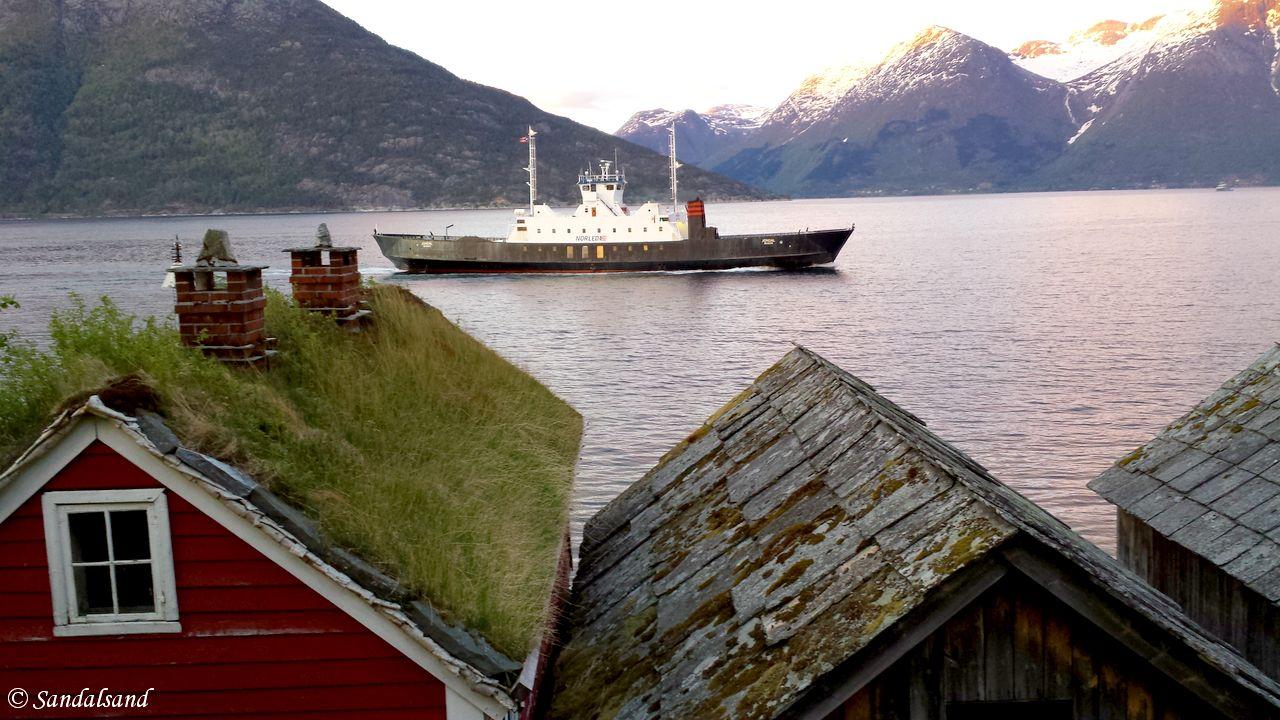 Norway - Hordaland - Ullensvang - Utne - Hardanger Folkemuseum