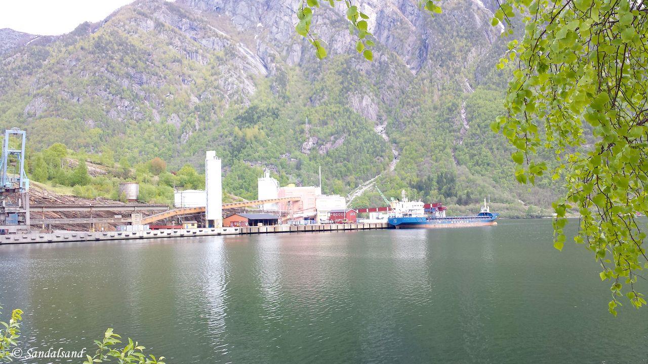 Norway - Hordaland - Odda