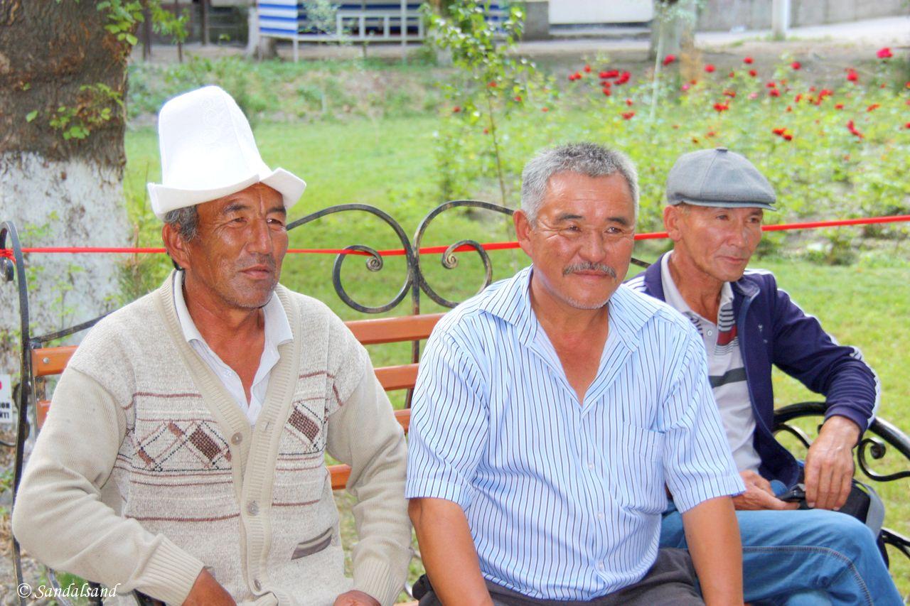 Kyrgyzstan - Osh