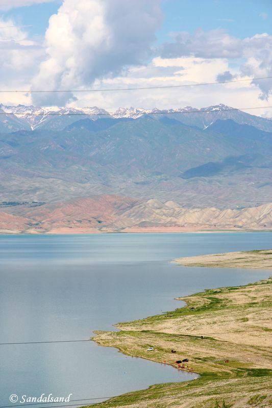 Kyrgyzstan - Lake Toktogul