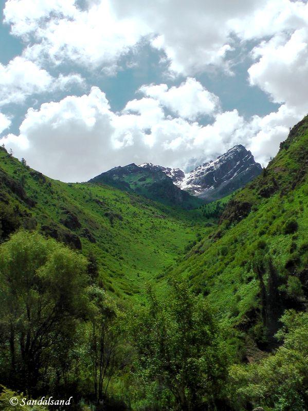 Kyrgyzstan - Chichkan river valley