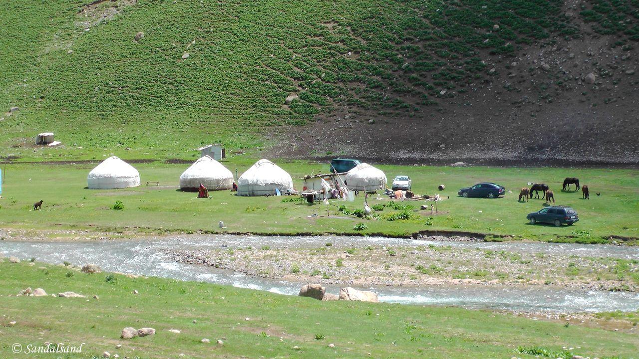 Kyrgyzstan - Suusamyr Valley