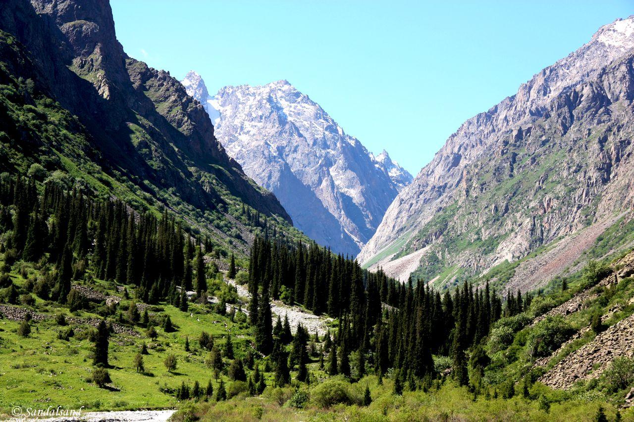 Kyrgyzstan - Ala Archa National Park