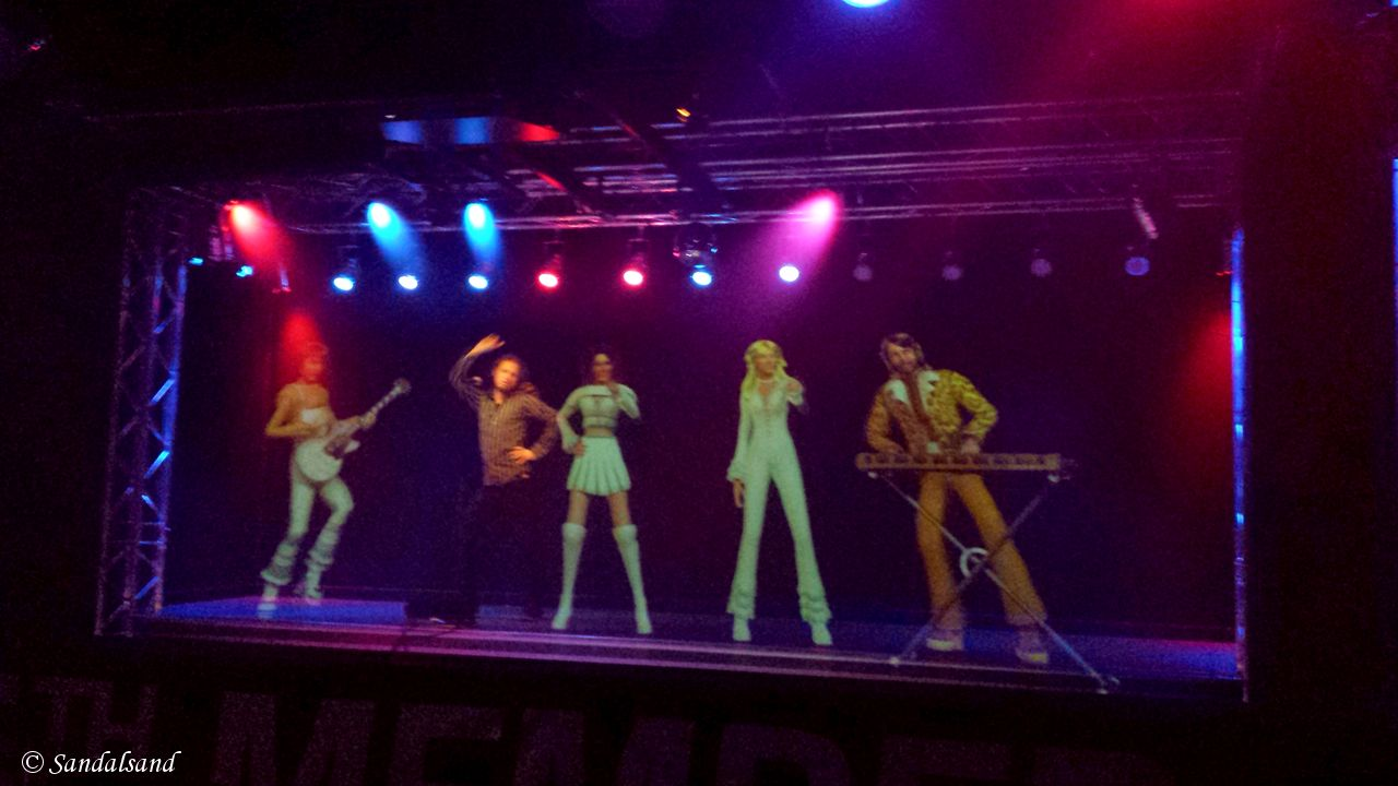 Sweden - Stockholm - ABBA museum