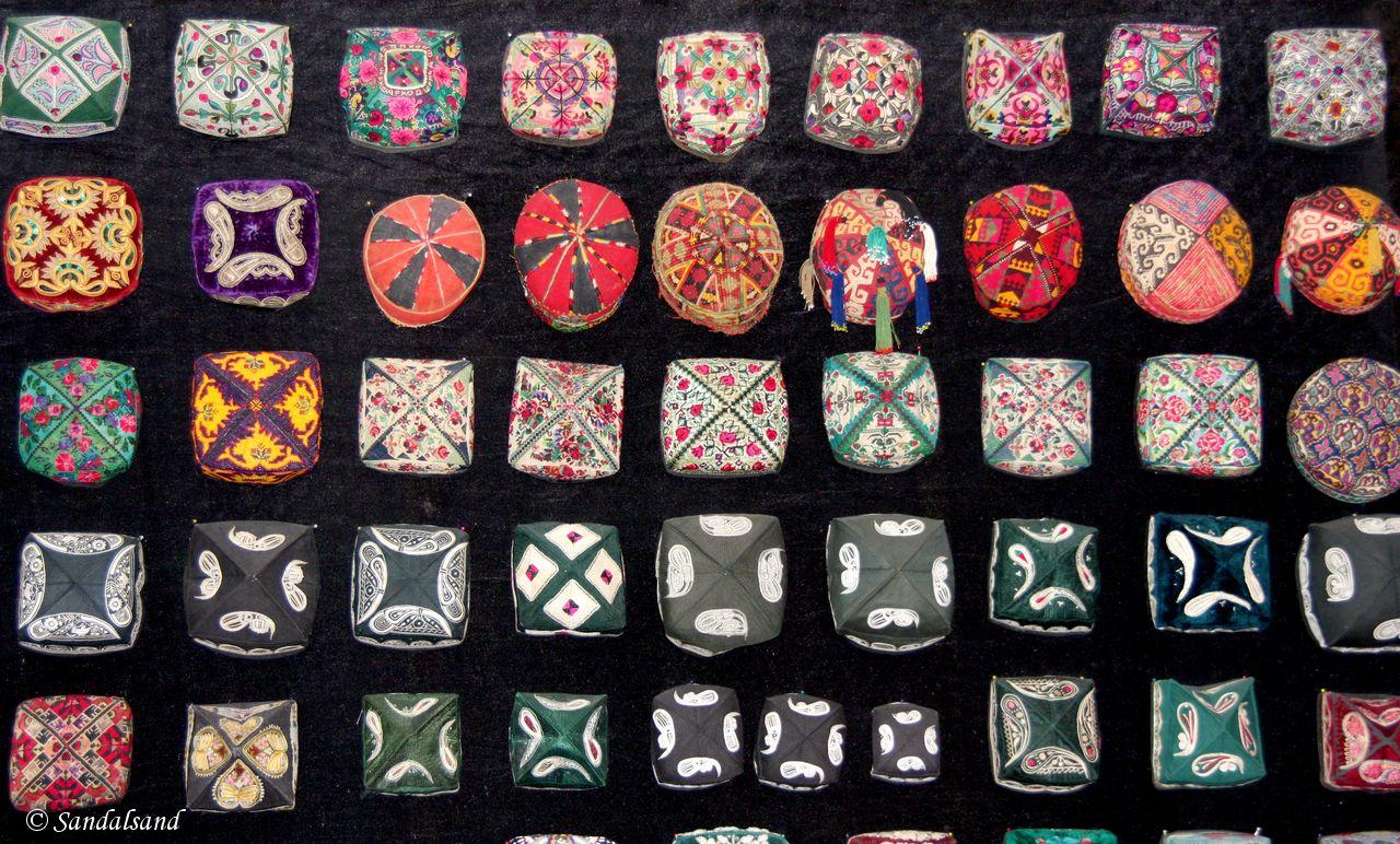 Uzbekistan - Tashkent - Museum of Applied Arts
