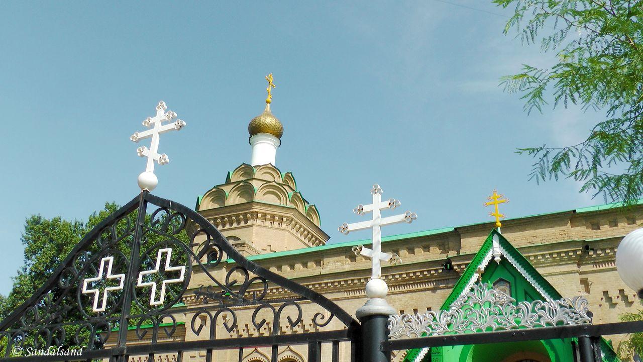 Uzbekistan - Samarkand - Alexy Russian Orthodox Church