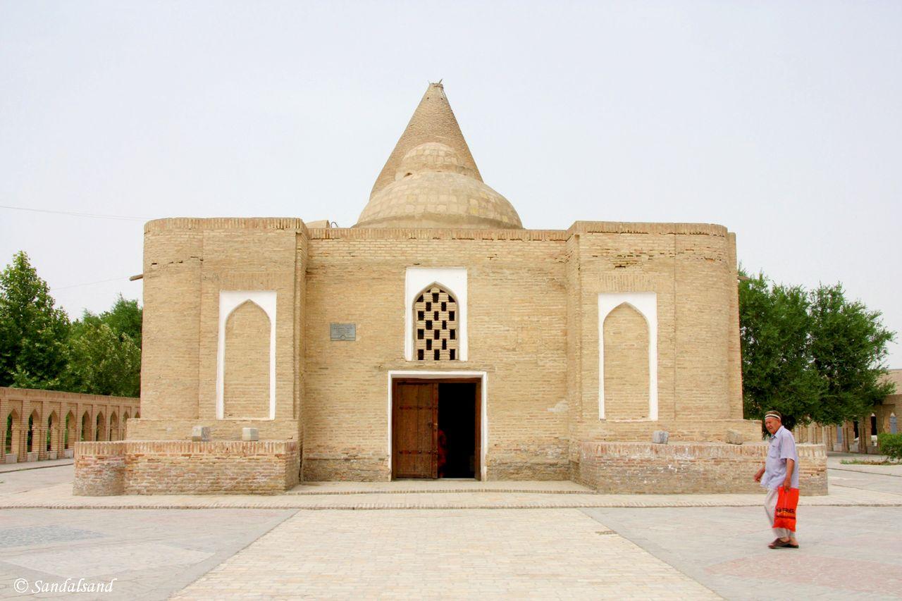 Uzbekistan - Bukhara - Chashma-Ayub Mausoleum