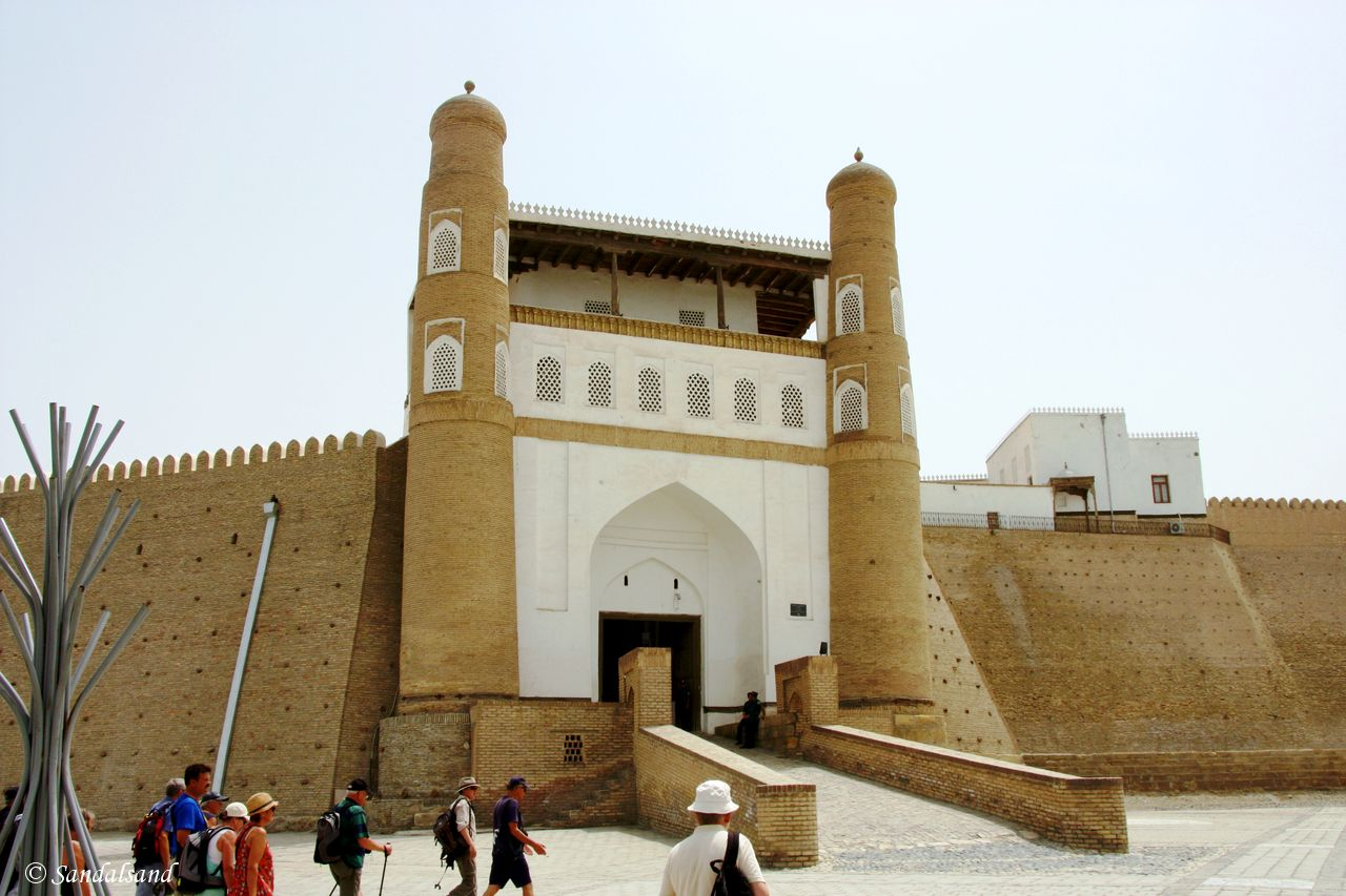 Uzbekistan - Bukhara - The Ark