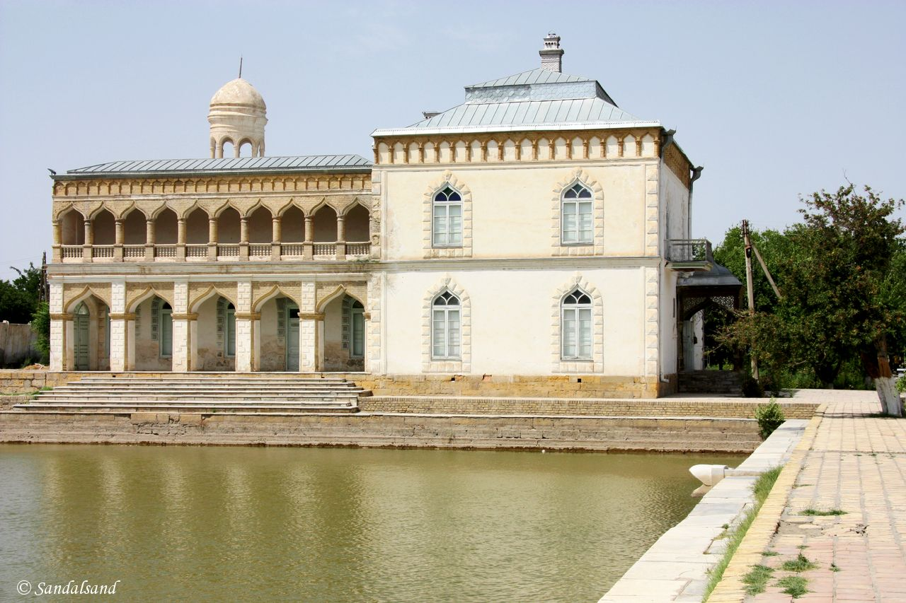Uzbekistan - Bukhara - Emir's Summer Palace