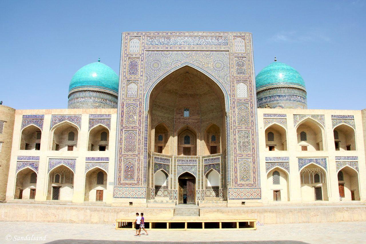 Uzbekistan - Bukhara - Po-i-Kalan complex