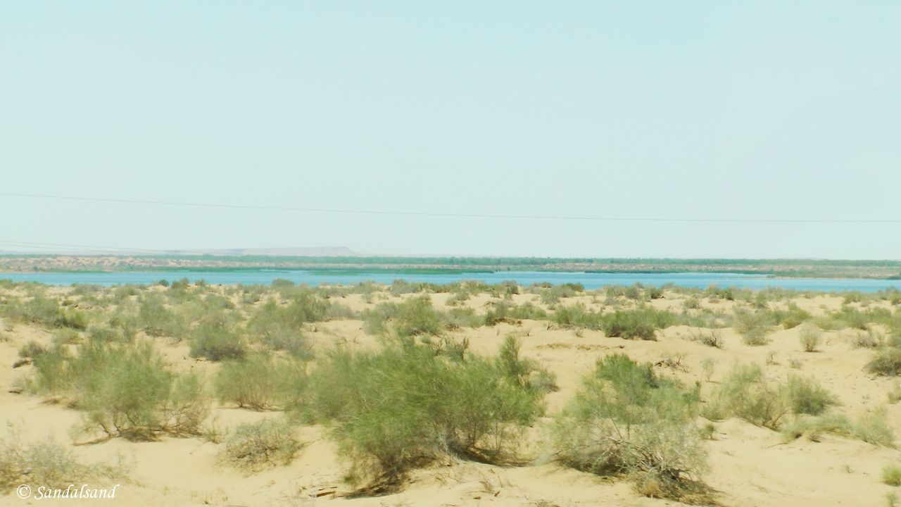 Uzbekistan - Amu Darya River