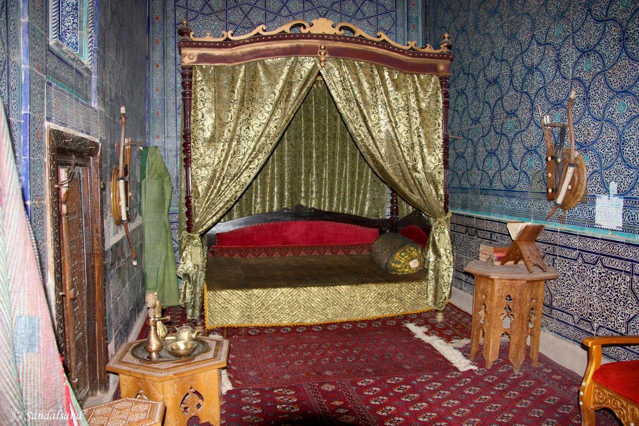 Uzbekistan - Khiva - Itchan Kala - Tash Chauli palace - Harem