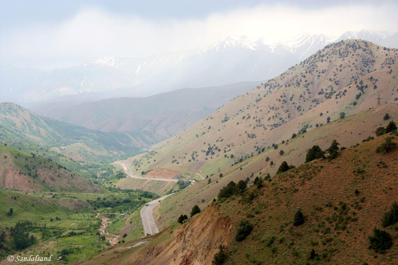 Uzbekistan - Kamchik Pass