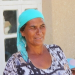 Uzbekistan - Another smiling lady