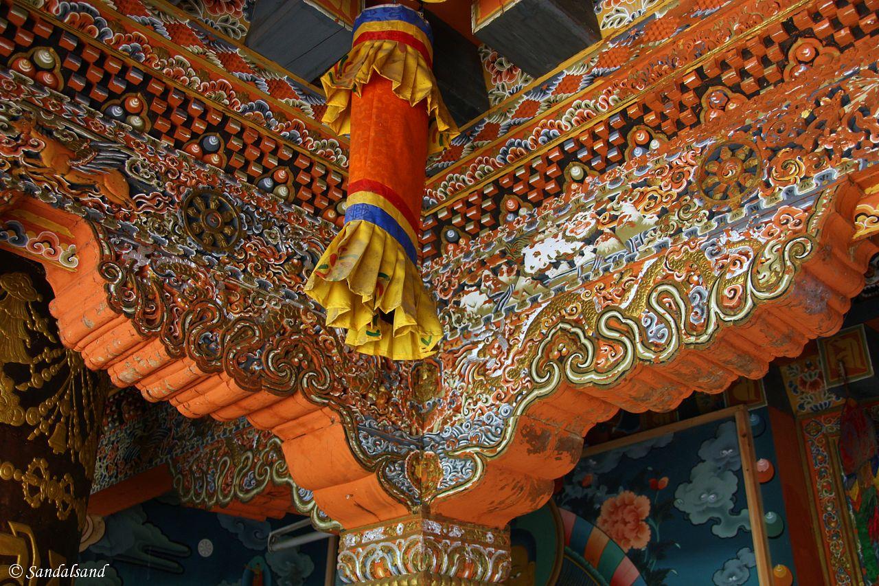 Bhutan - Thimphu - Tango Gompa Monastery
