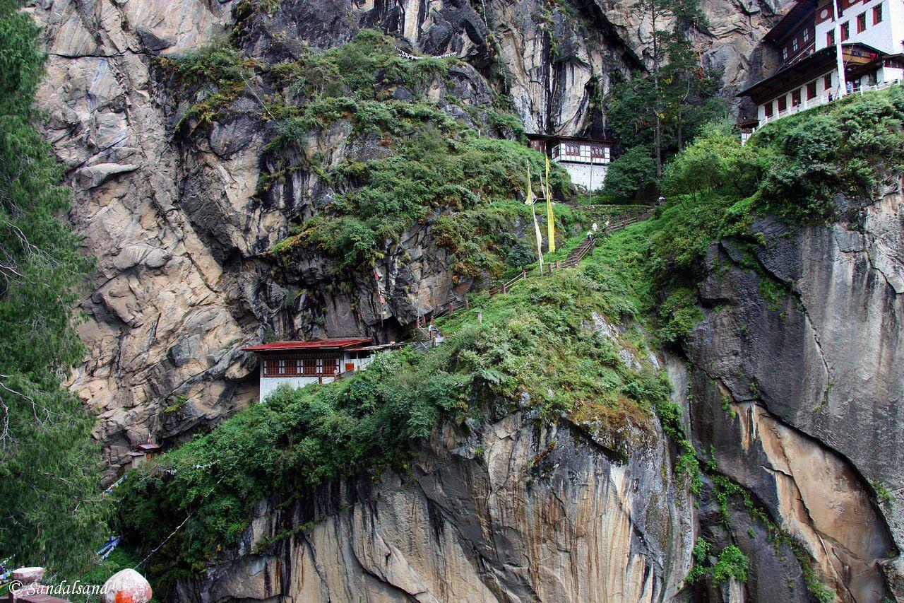 Bhutan - Taktsang Lhakhang (Tiger's Nest)