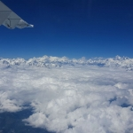 Nepal - Himalaya - Everest to the right