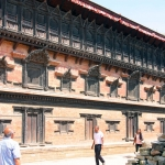 Nepal - Kathmandu Valley - Bhaktapur - Durbar Square - Royal Palace