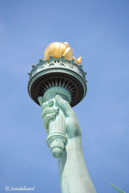 USA - New York - Liberty Island