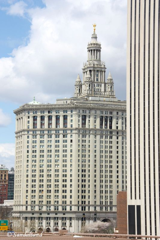 USA - New York - Civic Center