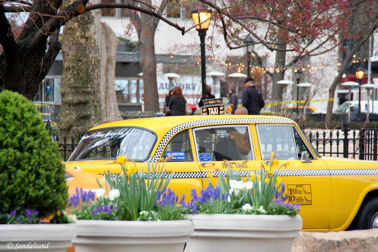 USA - New York - Madison Square Park