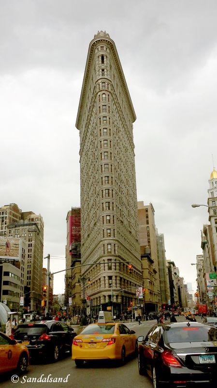 USA - New York - Flatiron Building
