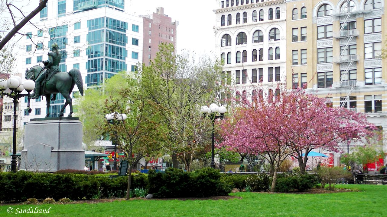 USA - New York - Union Square