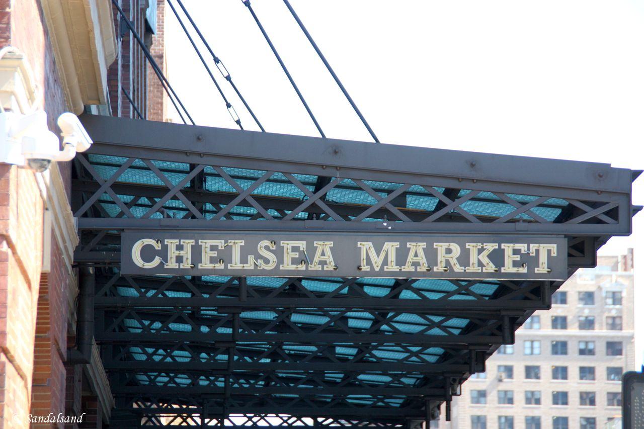 USA - New York - Chelsea Market
