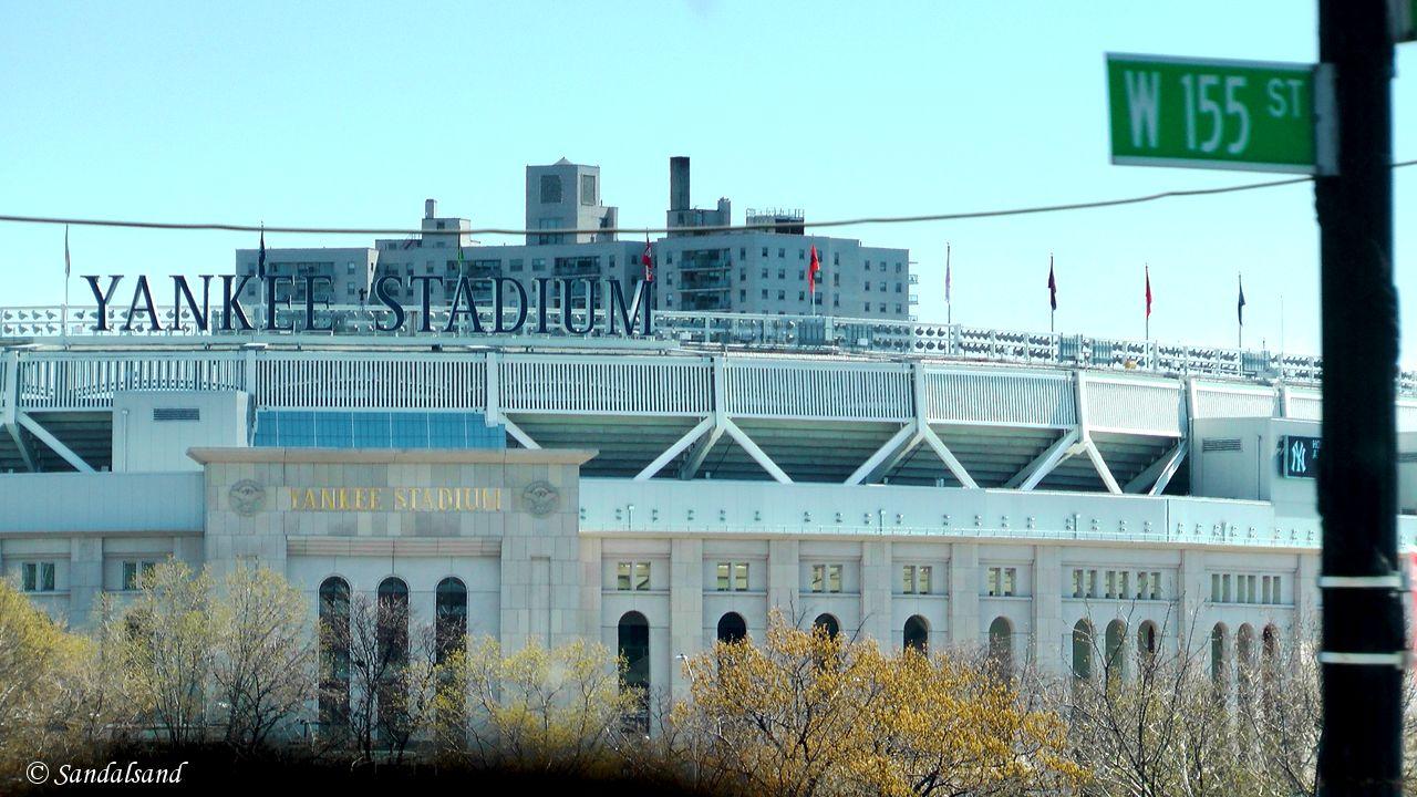 USA - New York - The Bronx - Yankee Stadium