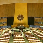 USA - New York - United Nations - General Assembly Hall