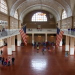USA - New York - Ellis Island