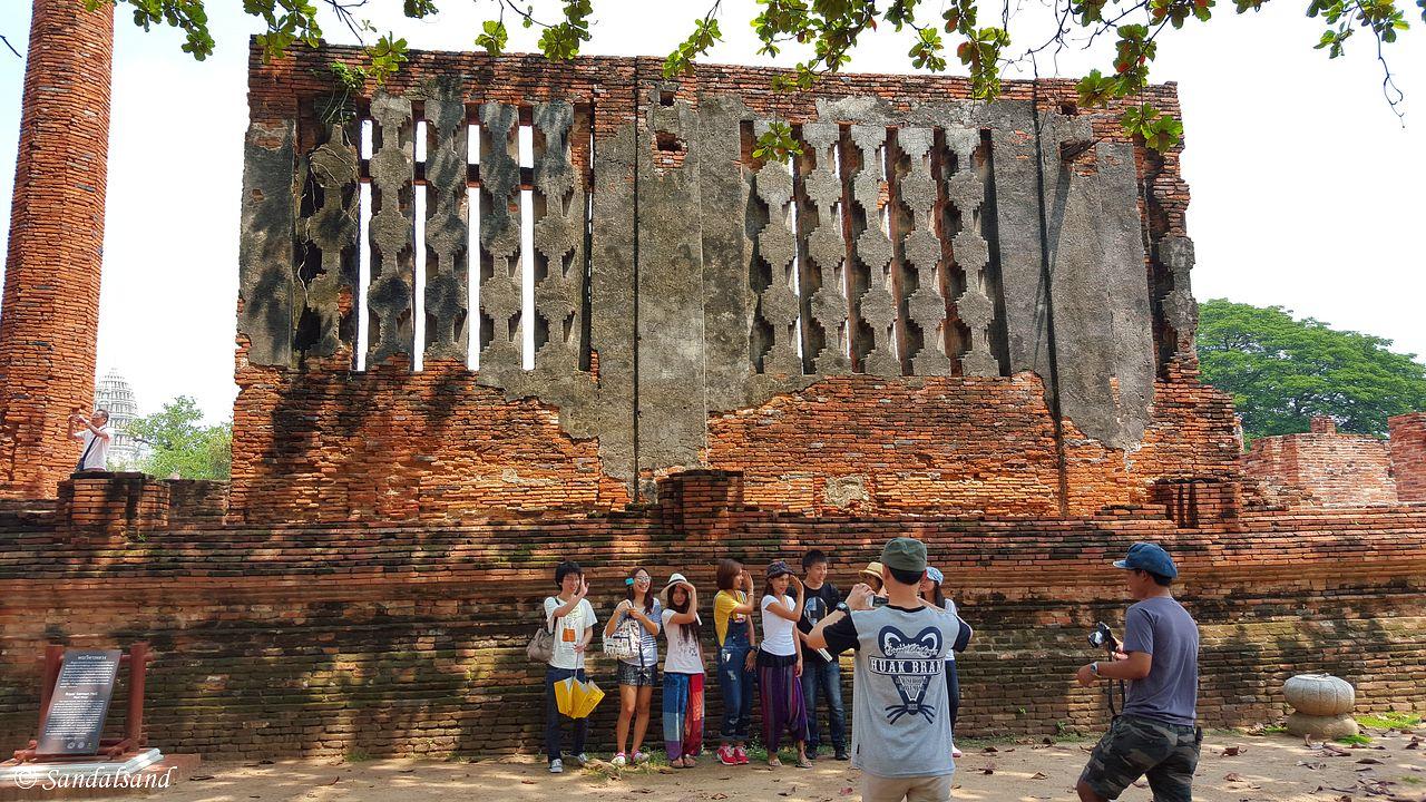 Thailand - Ayutthaya - Wat Mahathat