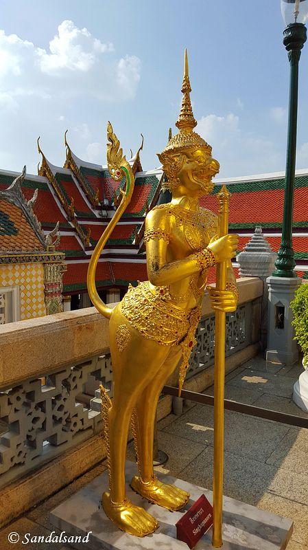 Thailand - Bangkok - Grand Palace - Wat Phra Kaew