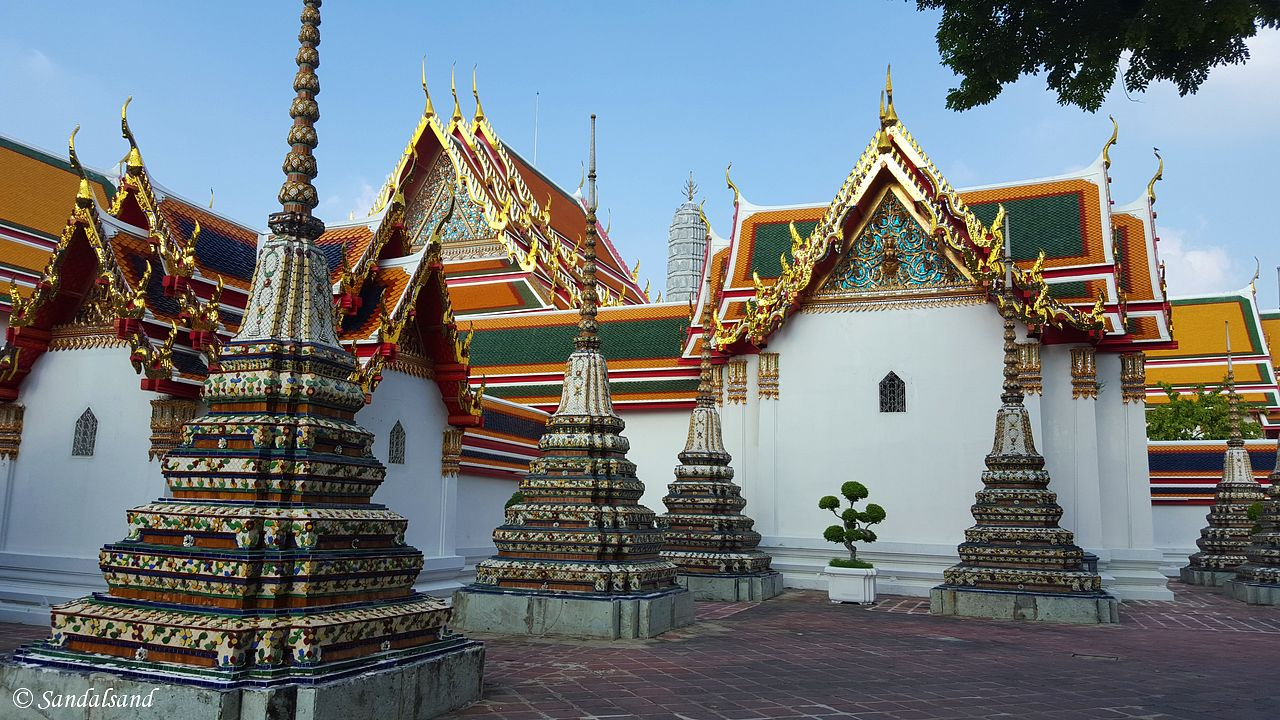 Thailand - Bangkok - Wat Pho