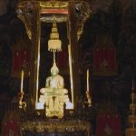 Thailand - Bangkok - Grand Palace - Wat Phra Kaew - The Emerald Buddha