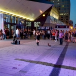 Canada - Montreal - Place des Arts in Quartier des Spectacles